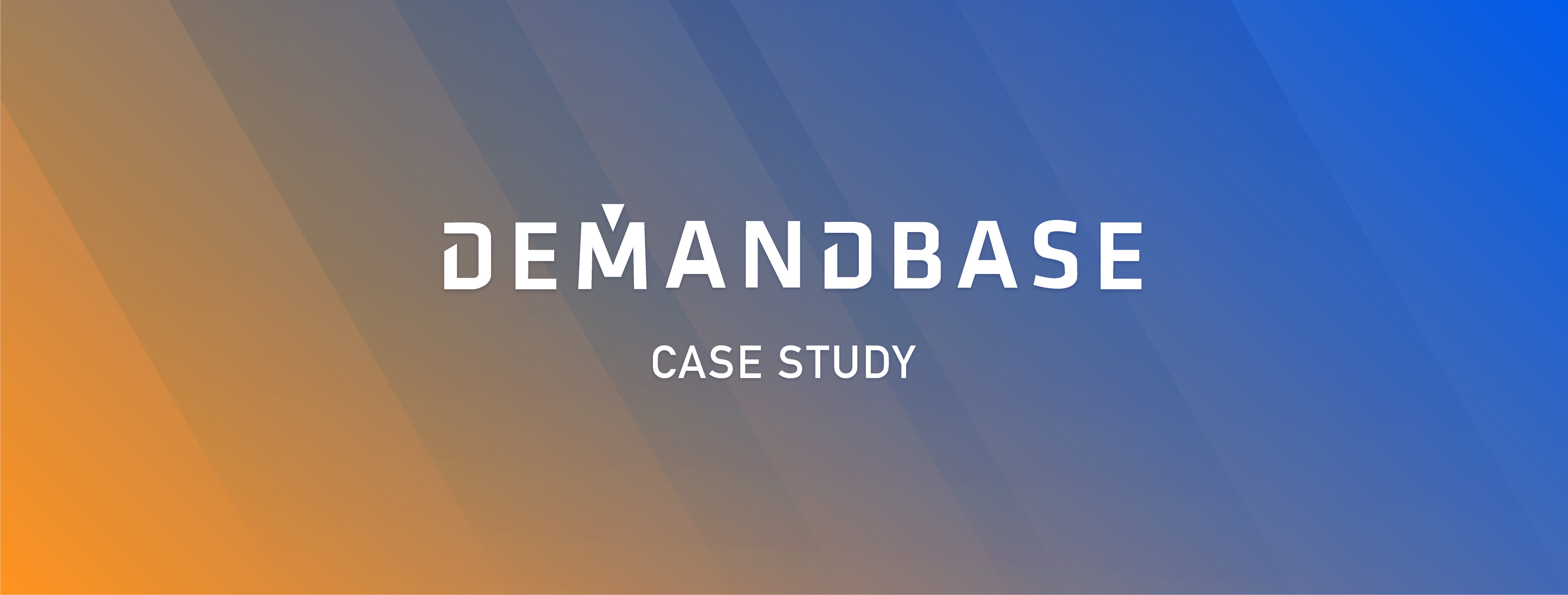 Demandbase goes from 0 to 200k+ monthly Spot hours in one year