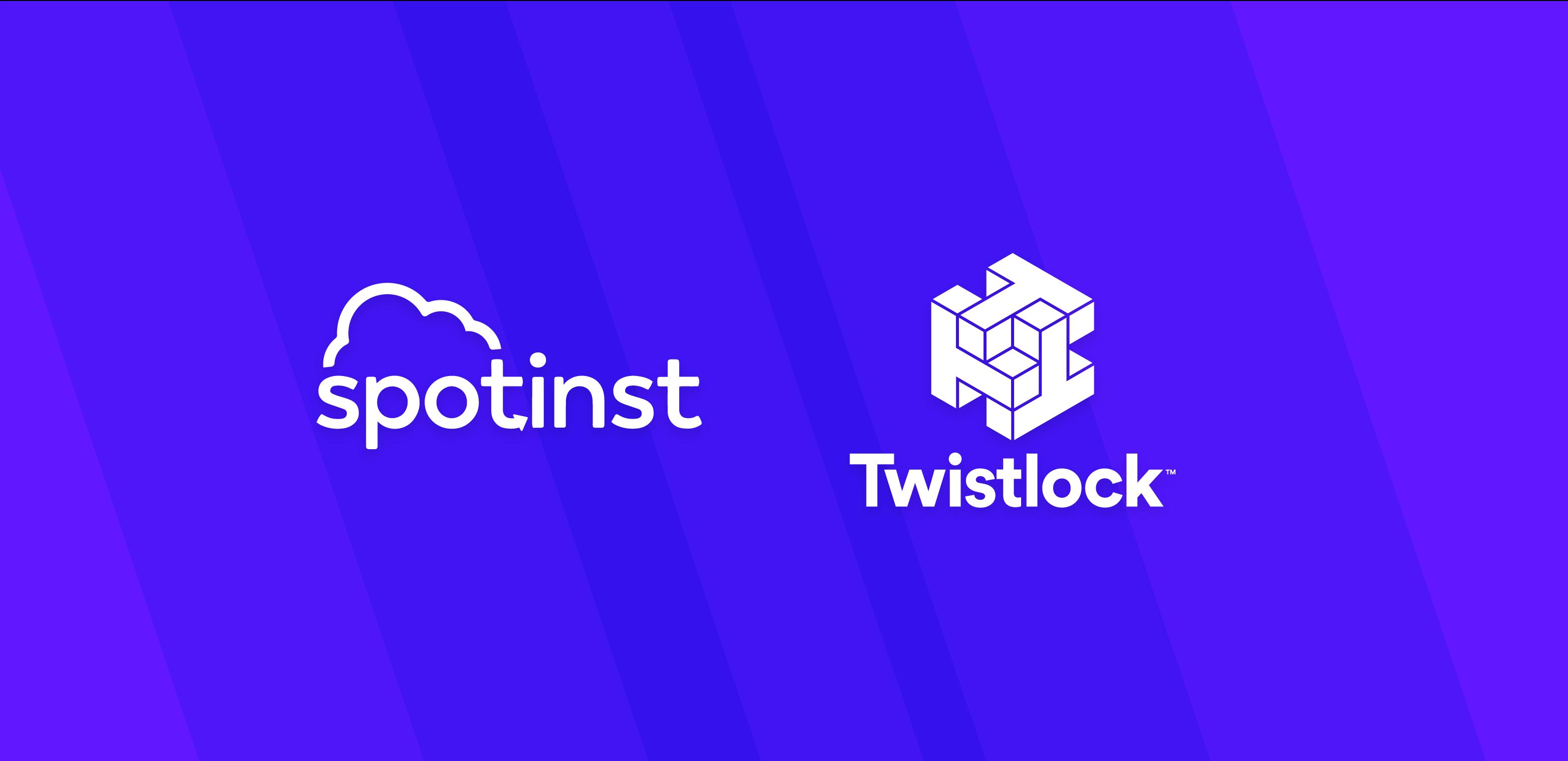 Spotinst Ocean and Twistlock: Secure Serverless Kubernetes CI/CD at