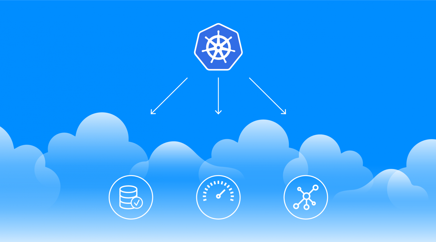 Kubernetes for multiple clouds and on-prem